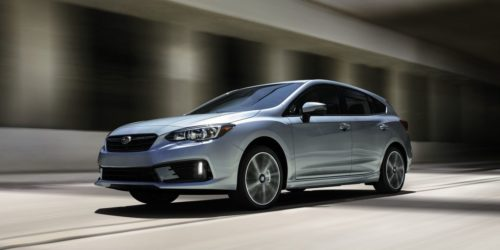 2021 Subaru Impreza Review