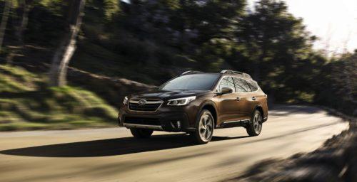 2021 Subaru Outback vs. 2021 Subaru Forester