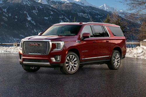 2021 GMC Yukon Denali First Drive Review: Starting To Break Out