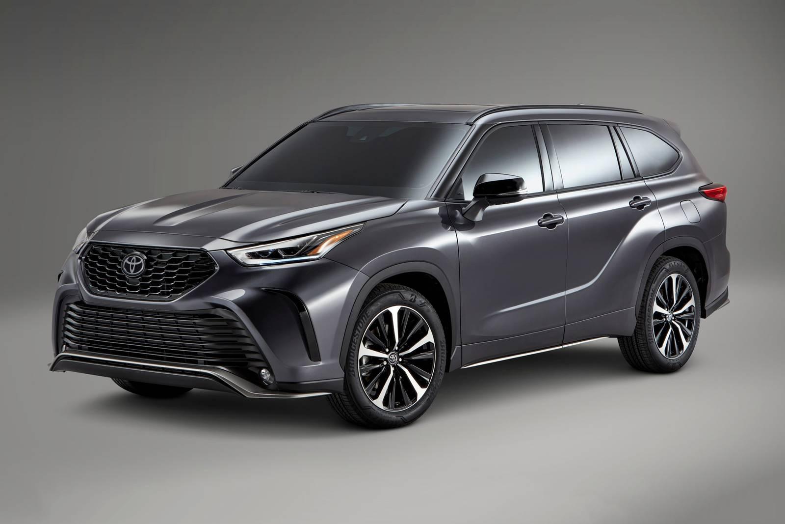 2021 Toyota Highlander Review