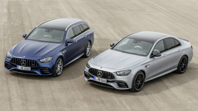 2021 Mercedes E-Class pricing confirmed (we'll take the AMG wagon)