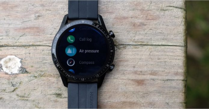 Huawei's upscale Watch GT2 Pro puts an emphasis on health and long battery life