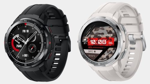 Honor Watch GS Pro is a smartwatch built for the great outdoors