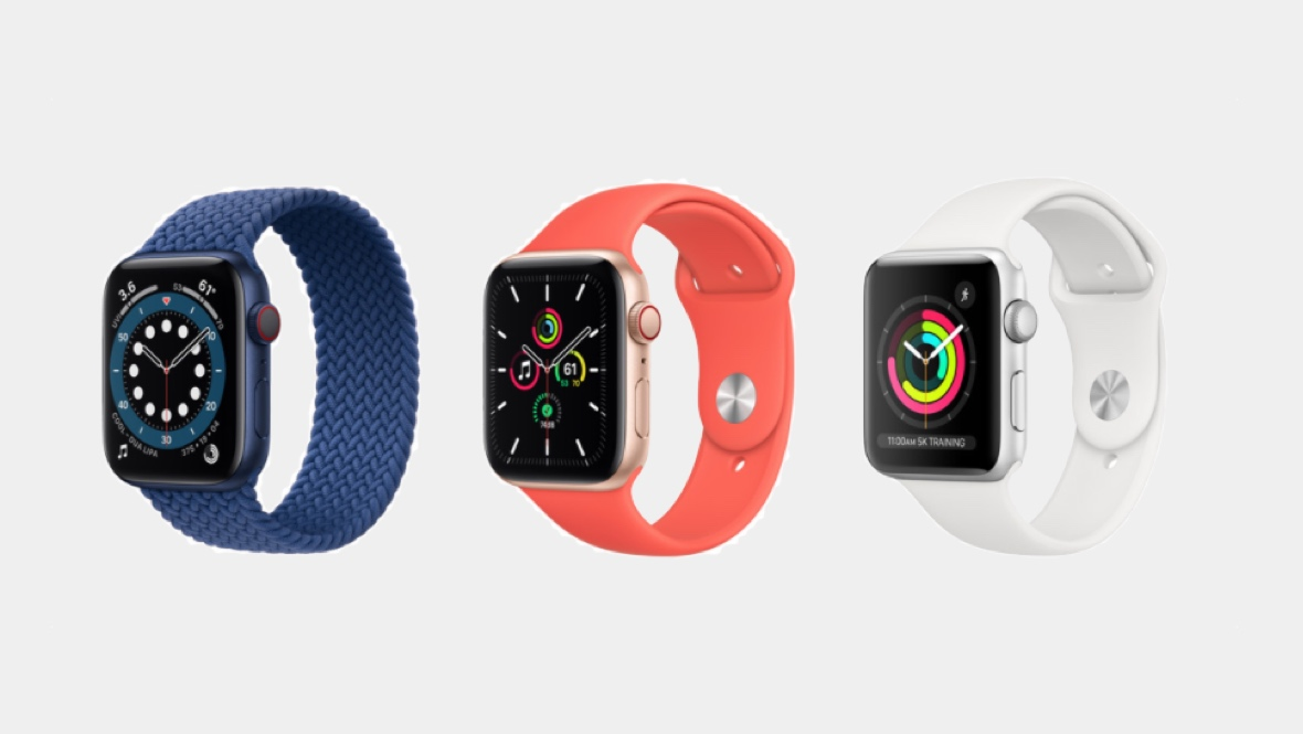 Apple Watch Series 6 v SE v Series 3: choose the right Apple Watch for your needs