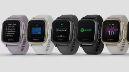 The $199 Garmin Venu Sq just took a big swipe at Apple and Fitbit