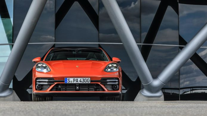2021 Porsche Panamera Turbo S First Drive Review: 911-Like