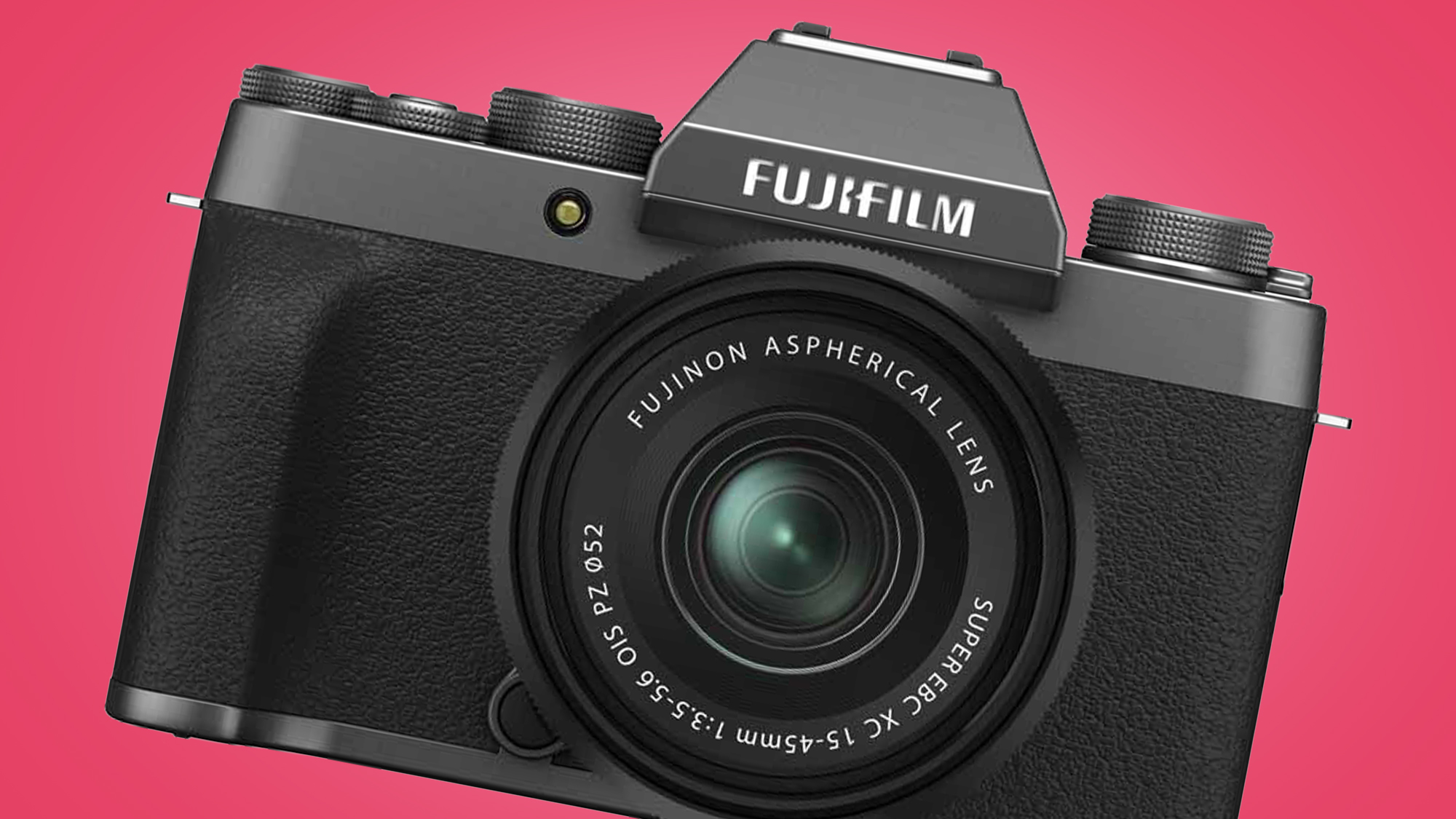 Fujifilm X-S10 rumors suggest Nikon Z50 rival with IBIS will launch soon