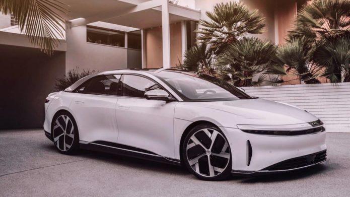 2021 Lucid Air revealed – Tesla-rival EV makes expensive debut
