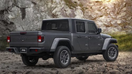 Jeep celebrates its 80th anniversary with special edition vehicles