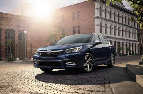 2021 Subaru Legacy Review
