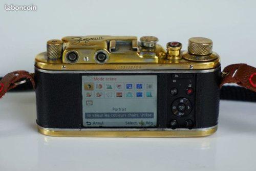 This Zorki Rangefinder Has the Heart of a Panasonic XS1