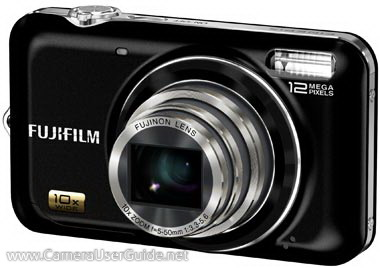 Fujifilm FinePix JZ300 / JZ305 Camera