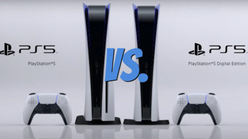 PS5 vs PS5 Digital Edition: Which next-generation Sony PlayStation should you get?
