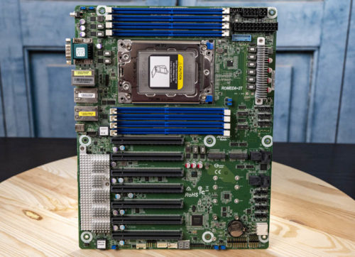 ASRock Rack ROMED8-2T Review