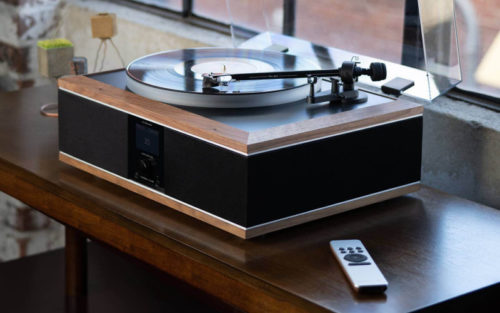 Andover Model-One Turntable Music System Review