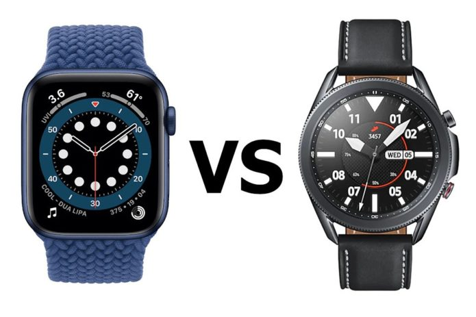 Apple Watch 6 vs Samsung Galaxy Watch 3: the two biggest smartwatch rivals