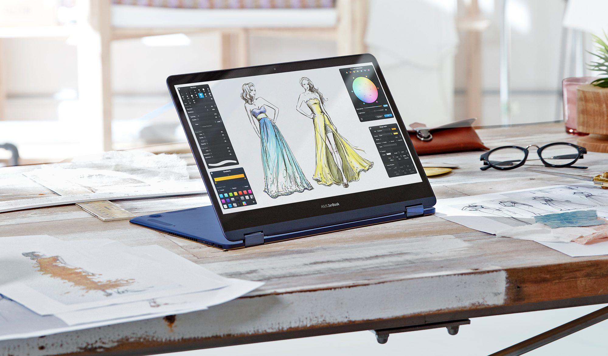 Asus ZenBook Flip S (UX371) Review
