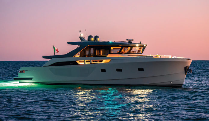 Bluegame BGX70 yacht tour: Bed to beach club in just 10 steps