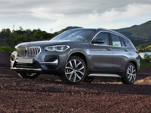 2021 BMW X1 Review