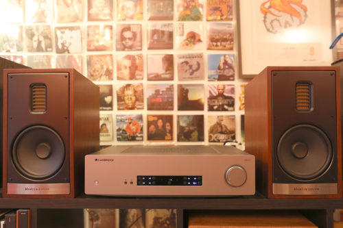 CAMBRIDGE AUDIO CXA61 REVIEW