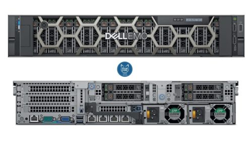 Dell EMC PowerEdge R740xd NVMe Server Review