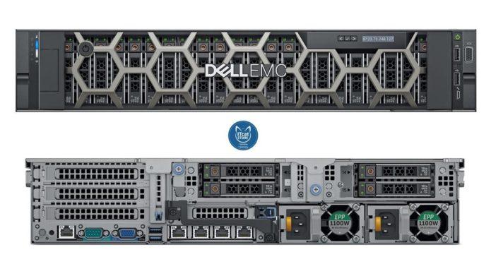 Dell EMC PowerEdge R740xd NVMe Server Review