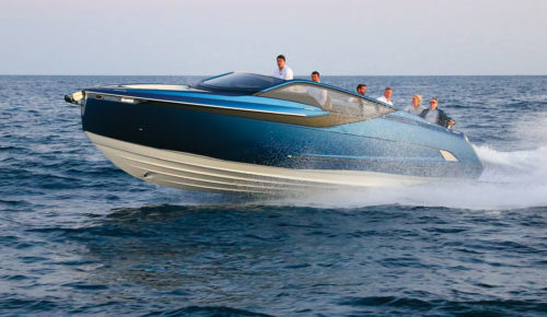 F Line 33 test drive: Behind the wheel of the fastest Fairline to date