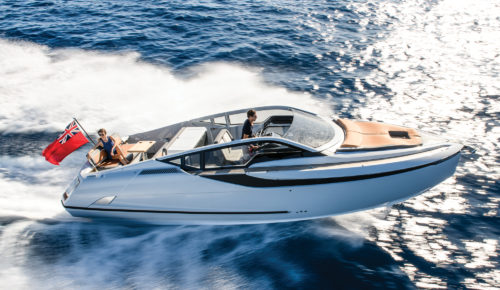 Fairline F-Line 33 sea trial: Breathtaking handling shines through on test