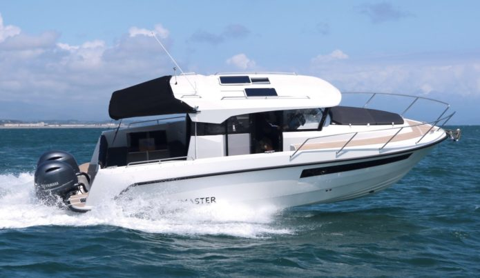 Finnmaster Pilot 8 Cabin review: This seagoing SUV boasts sportsboat rivalling performance