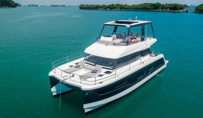 Fountaine Pajot MY40 test: Can this compact powercat offer double the fun?