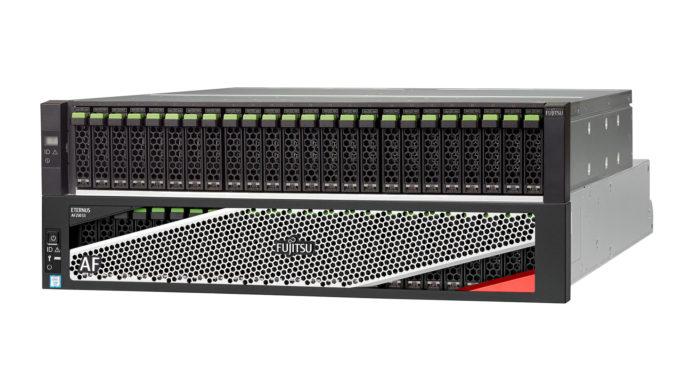 Fujitsu Storage Eternus AF250 S3 review