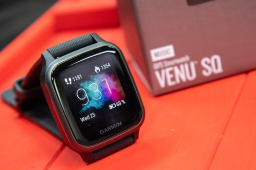 Garmin Venu Sq is a new GPS smartwatch that takes the fight directly to Fitbit
