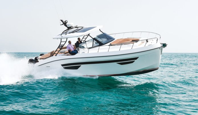 Gulf Craft Oryx 379 review: Outboard powered party boat is the steal of the decade