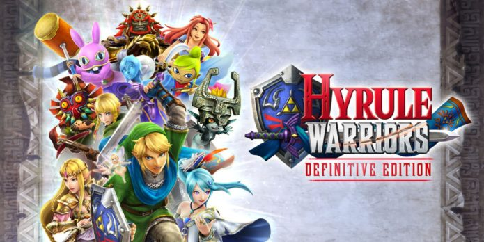 Hyrule Warriors: Age of Calamity coming to Switch November 20