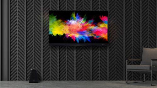 Hisense 65SX Dual Cell TV review