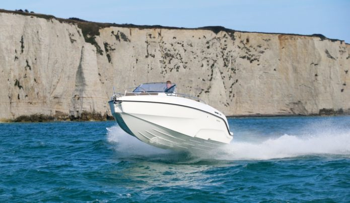 Hydrolift X-26S review: Slim Scandi speedster delivers a 54-knot thrill ride