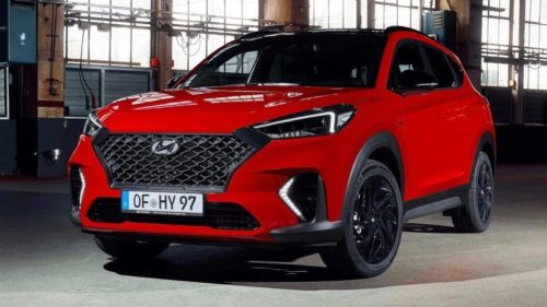 2022 Hyundai Tucson: Design, Interior, Engines, Photos