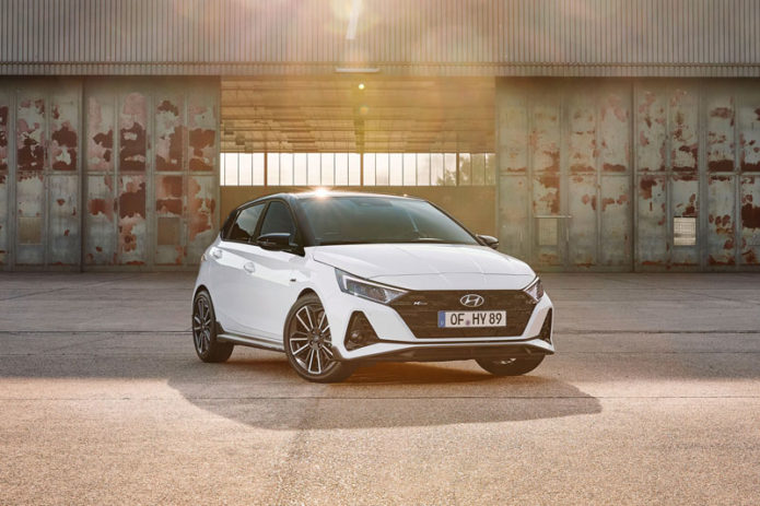 2021 Hyundai i20 N Line Debuts With Hot Hatch Looks, Standard Power