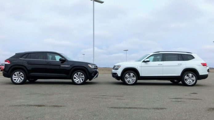 Volkswagen Atlas Vs Atlas Cross Sport: What Are The Differences?