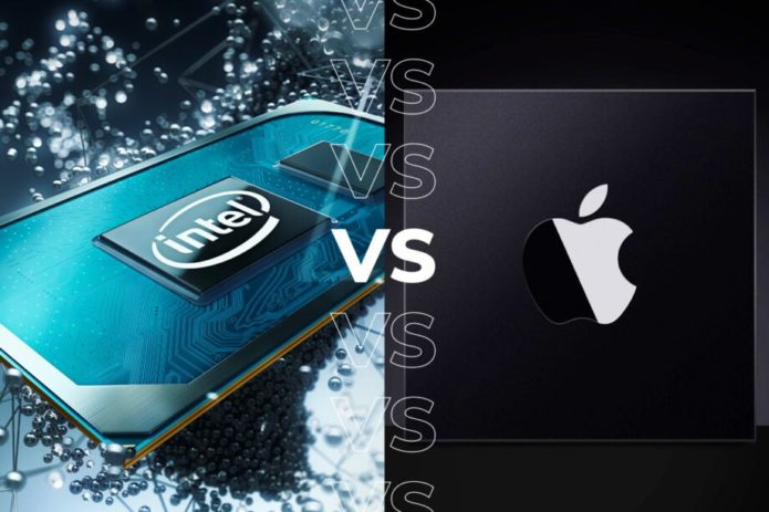 Intel vs Apple Silicon: What's the difference between the two processors?