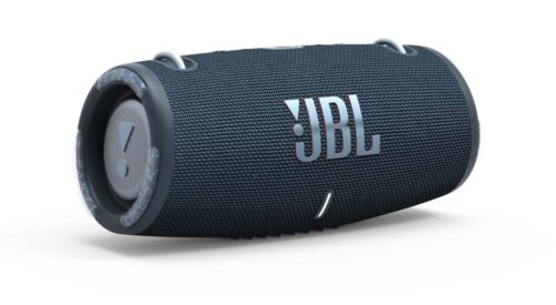 The JBL Xtreme 3 portable speaker boasts improved sound and design