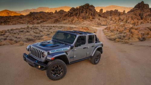 2021 Jeep Wrangler 4xe hybrid SUV electrifies an off-road icon