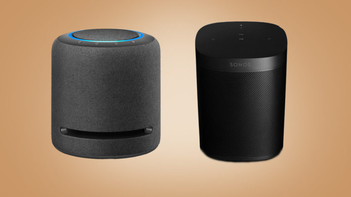 Amazon Echo Studio vs Sonos One: which smart speaker is best for you?