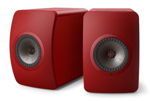 KEF launches LS50 Wireless II and LS50 Meta speakers