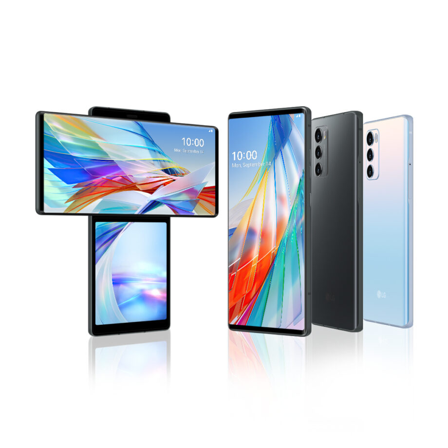 LG Wing is a rotating phone like you've never seen before