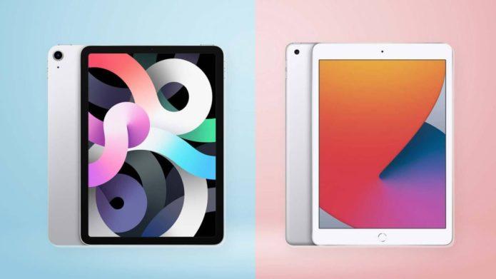 iPad 8 vs. iPad Air 4: How Apple's new tablets compare