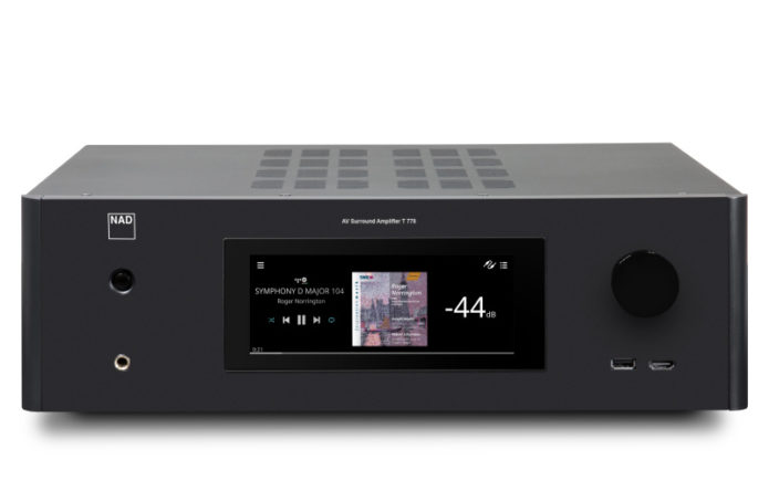 NAD T 778 Review