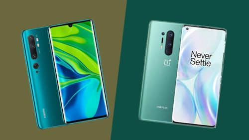 Xiaomi Mi Note 10 vs OnePlus 8 Pro: has OnePlus been out-OnePlussed?
