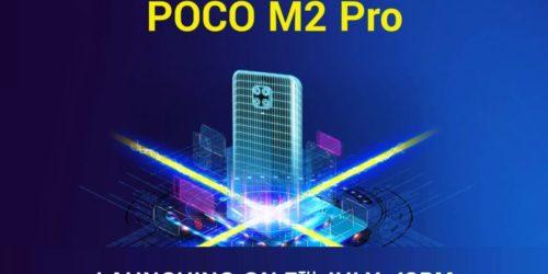 POCO M2 Pro vs Redmi Note 9 Pro