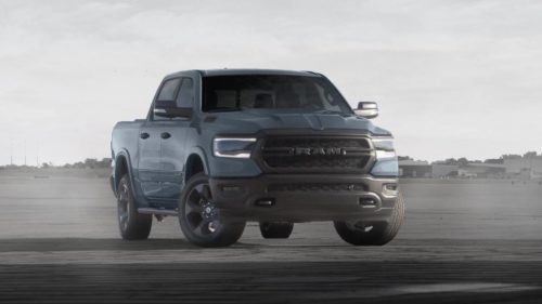 Ram 1500 Built to Serve third edition celebrates 73rd anniversary of the U.S. Air Force